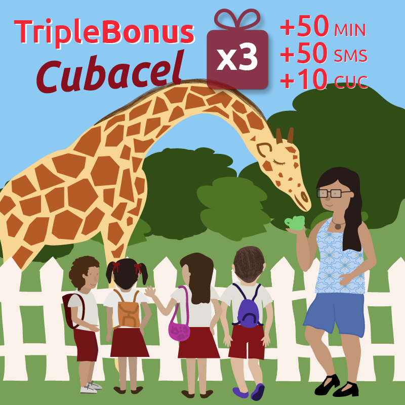 Triple Bono Cubacel