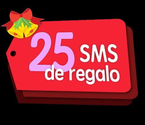 SMS gratis por Navidad